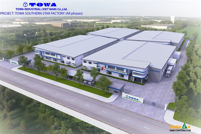Hitech_factory_built_in_Mekong_Delta_province_of_Vinh_Long