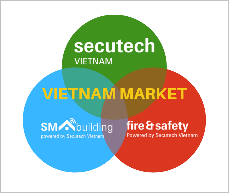 Secutech Vietnam Fire & Safety Vietnam SMABuilding